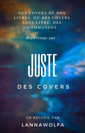 Mon livre de covers by LannaWolfa