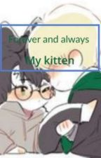 forever and always my kitten by Mini-zawa