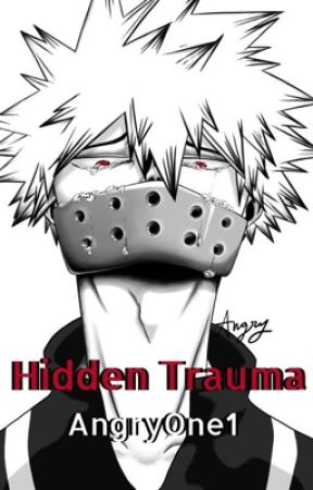 Hidden Trauma (Depressed/Sexually Assaulted Bakugou) by AngryOne1