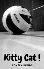 Kitty Cat! - Lev Haiba X Reader [ UNDER EDIT ] by LovelyUnkno