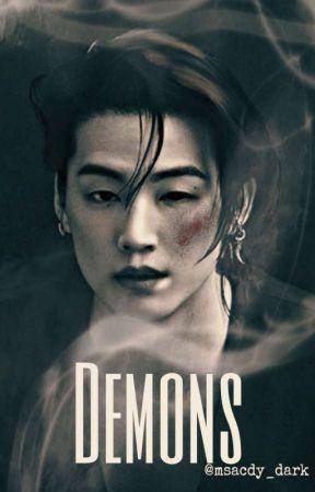 Demons | Jay b Got7 by Msacdy_dark