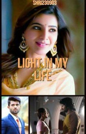 Light in my life by Shri230903