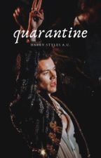 quarantine // h.s. by daydreamsxharry
