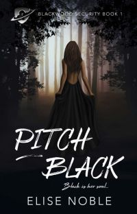 Pitch Black (Romantic Thriller, Completed) cover