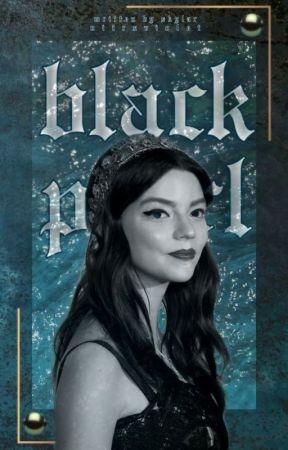 BLACK PEARL ━ NIKOLAI LANTSOV by uItrxviolet