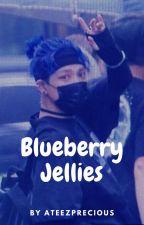 Blueberry Jellies   Seongjoong by ateezprecious
