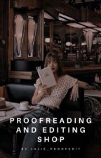 Proofreading & Editing Shop by Julie_ProofEdit