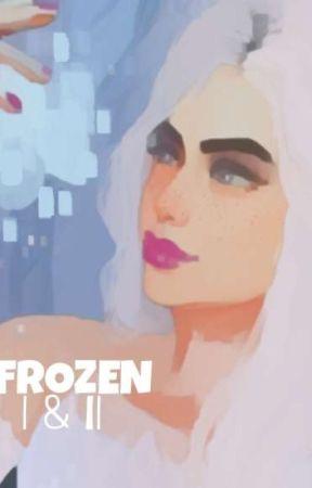 Frozen I & II ( Male! Elsa x Reader) by Love_Aki
