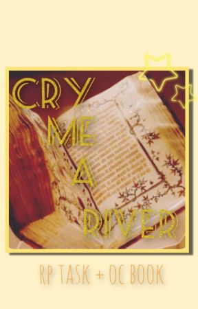 Cry Me a River by Averageghost