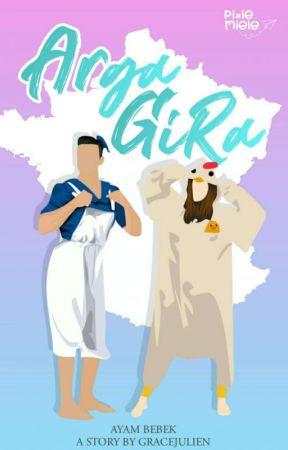 ARGA-GIRA by Gracejulien