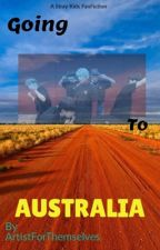 Going to AUSTRALIA || A Stray Kids Fan fiction by ArtistForThemselves