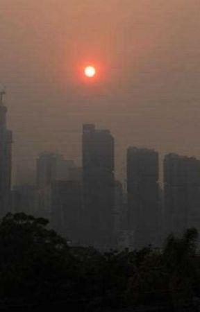 Dawn in Sydney by vvinterfell
