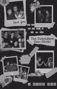 the outsiders one-shots cover