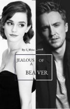Jelous of a beaver by I_Write_2008