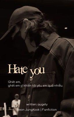 정국   Hate You