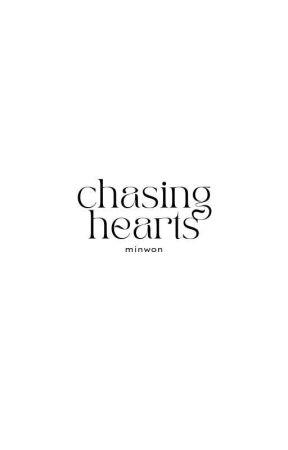 ⌗ chasing hearts   meanie by minjhwonu