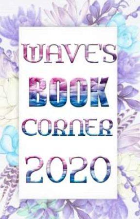 𝕎𝔸𝕍𝔼'𝕊 𝔹𝕆𝕆𝕂 ℂ𝕆ℝℕ𝔼ℝ 2020 by wavesbookcorner_2020