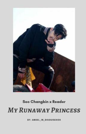 My Runaway Princess [ Changbin x Reader ] by hyunjinstolemyjams