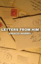 It Started With Letters - Drarry by siriusblacksbitch