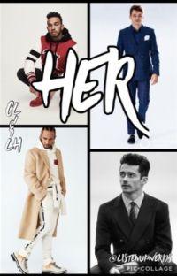 Her • C. Leclerc & L. Hamilton cover