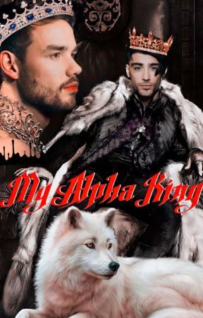 My Alpha King by Azadx4