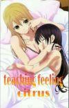 teaching feeling (citrus) cover