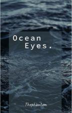 Ocean Eyes ~Finnick Odair ~ by AlliePhantom