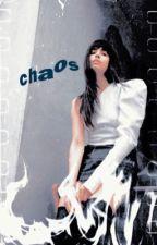chaos (the maze runner) by -ralphbohner