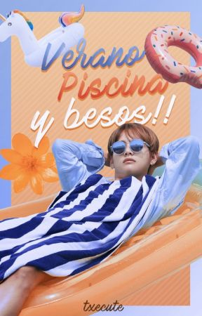 Verano, piscina y besos! OS [KOOKV] by txecute