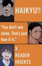 Haikyu x Reader by xEtherealMochix