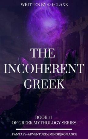 The Incoherent Greek  by eclaxx
