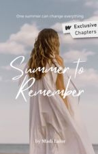 Summer to Remember | ✓ by Madzalalor
