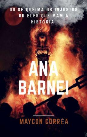Ana Barnei by eumayconcorrea