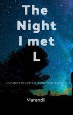 The night I met L par marendil