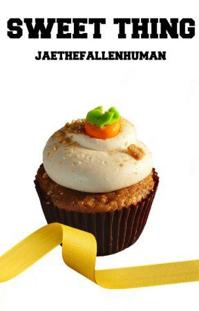 Sweet Thing (Baker!Reader x Gaster!Sans) by Jaethefallenhuman