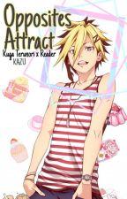 Opposites Attract - Terunori Kuga x Reader by kazu_kazu