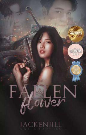 Fallen Flower  by JackenJill_