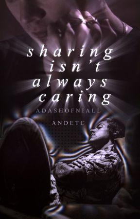 sharing isn't always caring [h.s.] by adashofniallandetc