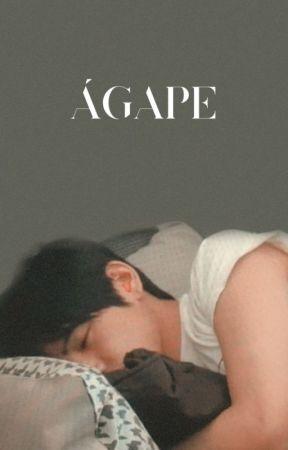 ágape; relatos románticos; bts by Itsnoonatrash