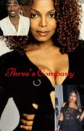 Three's Company by imanijxx
