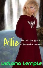 Allie - The teenage years of Alexander Horten by VictoriaTemple7