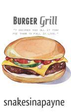 burger grill ♛ ziall (bxb) by Snakesinapayne