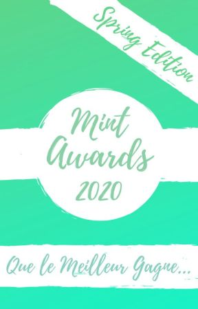 Mint Awards 2020 #1 Spring Édition (TERMINE) by Mint_Awards