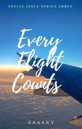 Every Flight Counts by zaaaxy