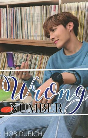 Wrong Number || Jhope One shot by Hobidubichi