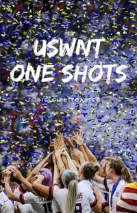 USWNT/ one shots cover