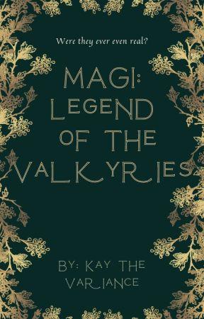 Magi: Legend Of The Valkyries (Masrur X OC) by kandyarmy09