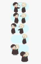 Drarry Oneshots by Draco_the_sub