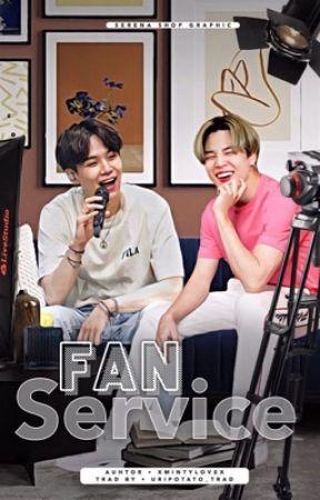 Fan Service | YoonMin by Uripotato_Trad