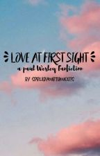 Love At First Sight ✈︎ Paul Wesley by SpreadYourThoughts